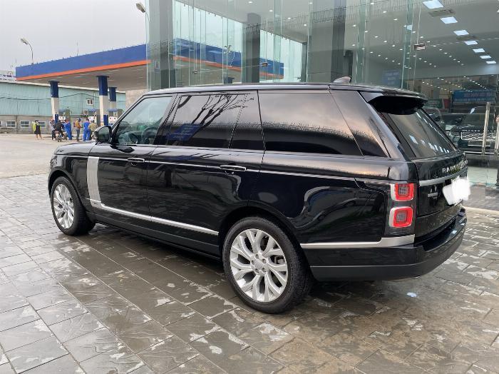 Bán LandRover Range Rover LWB P400e,đăng ký 2019, màu đen,mới 99,9%,giá cực tốt. 5
