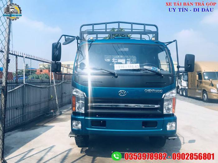 Xe tải chiến thắng 7 tấn, giá xe tải 7 tấn chiến thắng ga cơ 1
