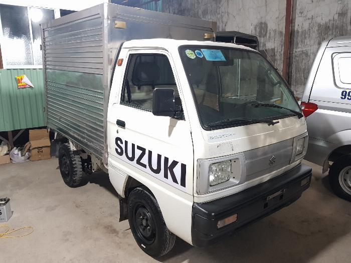 xe tải suzuki cũ 5 tạ ( 500kg) thùng kín đời 2014 Hải Phòng Nam Định Thái Bình Quảng Ninh 4