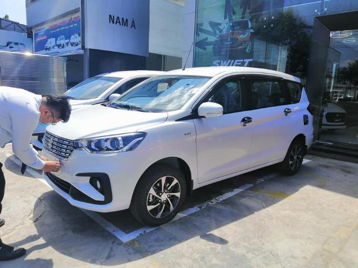 Suzuki Ertiga 2020 Nhập Khẩu(xe nhật giá rẻ, tiếc kiệm xăng) 6