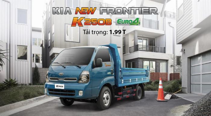 XE BEN KIA FRONTIER K250B