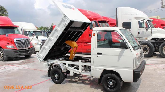 Xe ben suzuki 500kg , xe suzuki tải 500kg | suzuki carry truck. 2