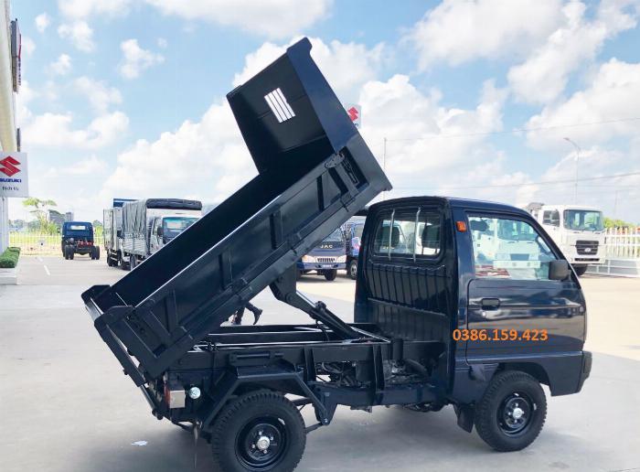 Xe ben suzuki 500kg , xe suzuki tải 500kg | suzuki carry truck. 6