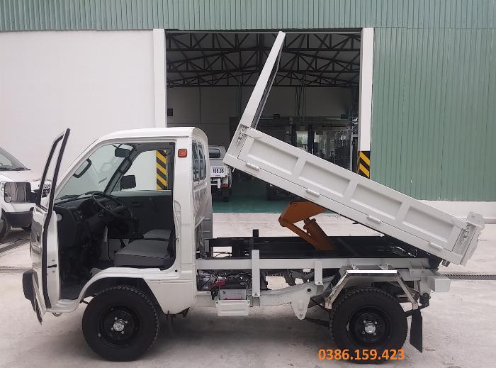 Xe ben suzuki 500kg , xe suzuki tải 500kg | suzuki carry truck. 5