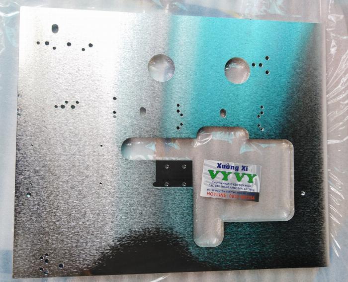 Gia công xi mạ kẽm, Black Oxide Steel đảm bảo chất lượng như cam kết. 16