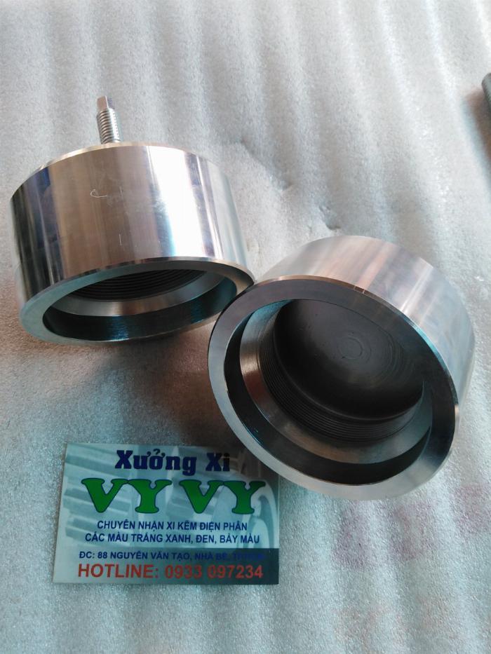 Gia công xi mạ kẽm, Black Oxide Steel đảm bảo chất lượng như cam kết. 2