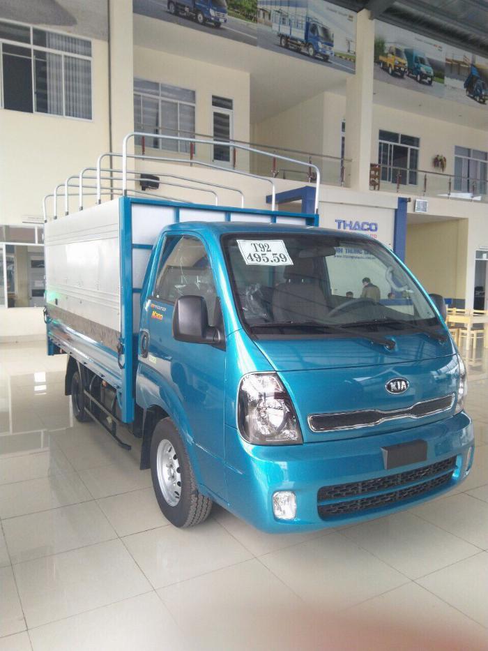 Xe tải K200 - Động Cơ Hyundai - Tải trọng 1,9 tấn 3