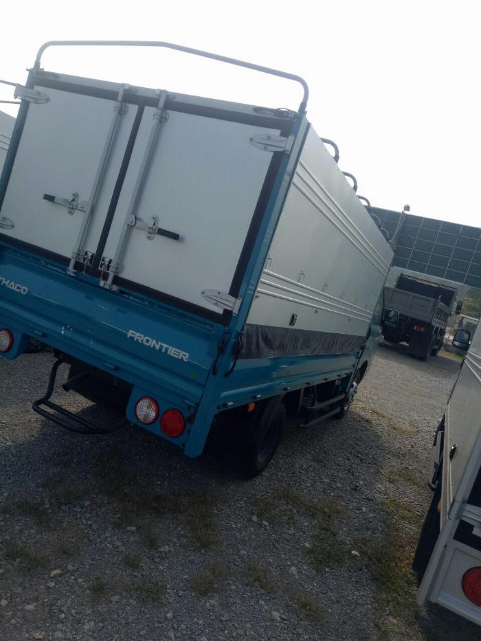 Xe tải K200 - Động Cơ Hyundai - Tải trọng 1,9 tấn 4
