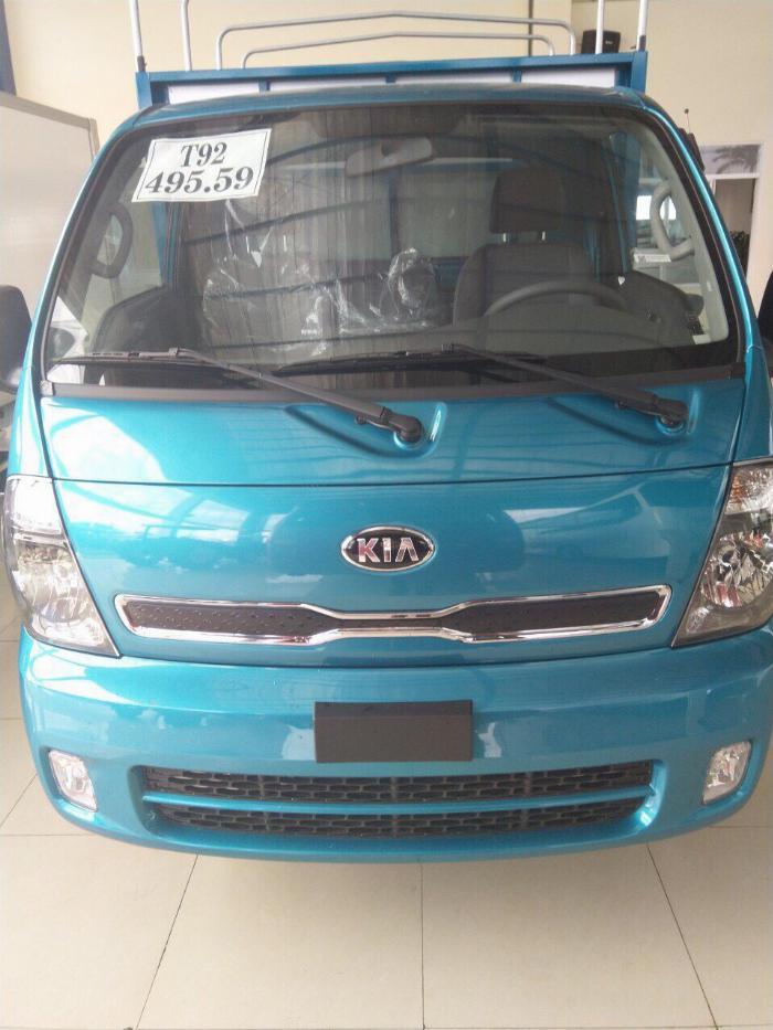 Xe tải K200 - Động Cơ Hyundai - Tải trọng 1,9 tấn 2