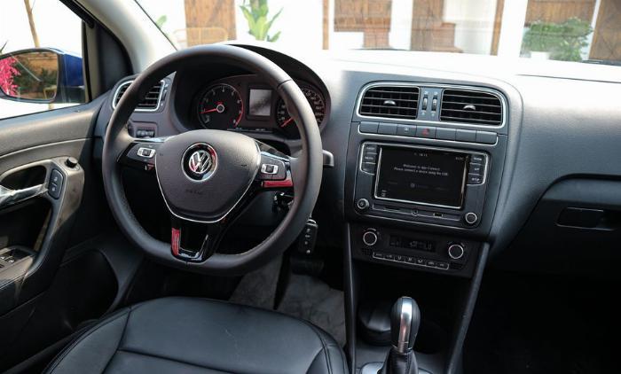 Volkswagen Polo Hatchback Dòng Đô Thị 3