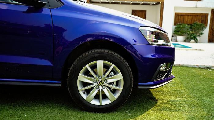 Volkswagen Polo Hatchback Dòng Đô Thị 4