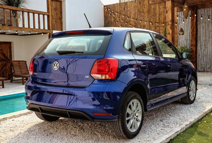 Volkswagen Polo Hatchback Dòng Đô Thị 7