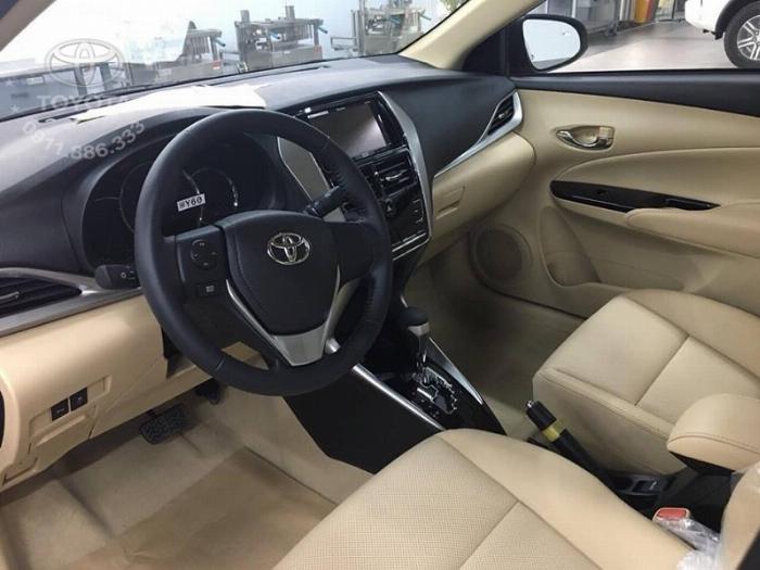 Bán Toyota Vios 1.5G màu đỏ, xe giao ngay, giá Tốt nhất Miền Bắc, Hỗ trợ trả góp 80% 15