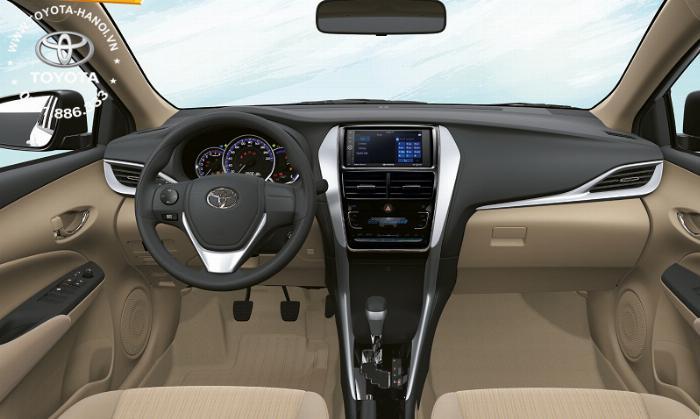 Bán Toyota Vios 1.5G màu đỏ, xe giao ngay, giá Tốt nhất Miền Bắc, Hỗ trợ trả góp 80% 13