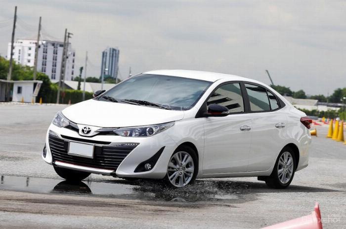 Bán Toyota Vios 1.5G màu đỏ, xe giao ngay, giá Tốt nhất Miền Bắc, Hỗ trợ trả góp 80% 8
