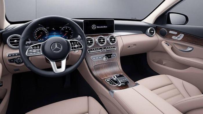 Mercedes C200 Exclusive - Ưu Đãi Lên Đến 100 Triệu 9
