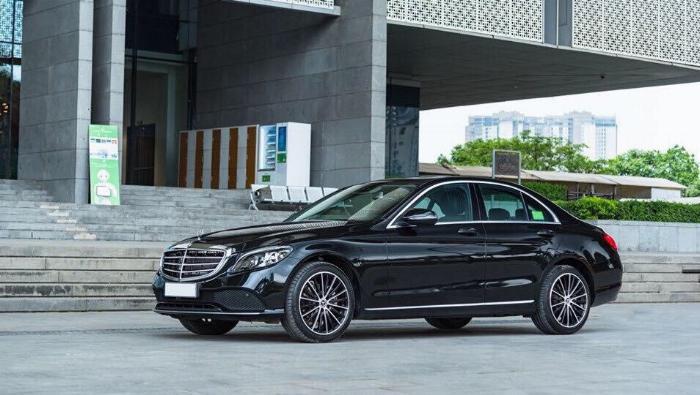 Mercedes C200 Exclusive - Ưu Đãi Lên Đến 100 Triệu 6