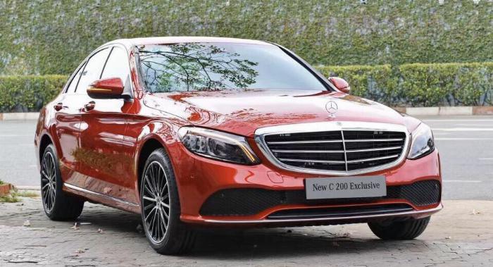 Mercedes C200 Exclusive - Ưu Đãi Lên Đến 100 Triệu 3
