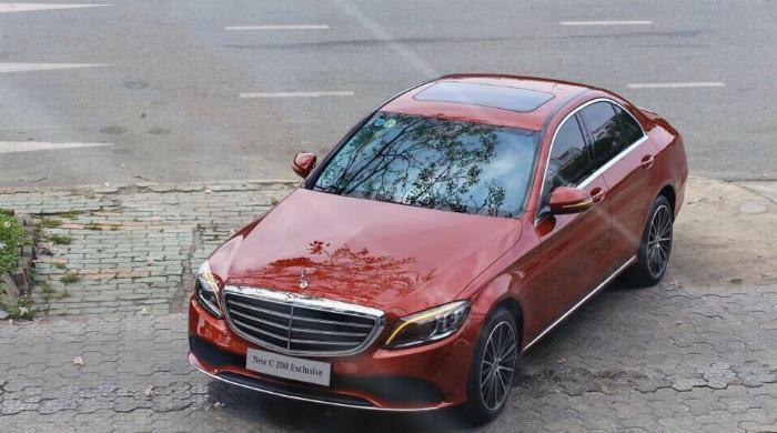 Mercedes C200 Exclusive - Ưu Đãi Lên Đến 100 Triệu 4