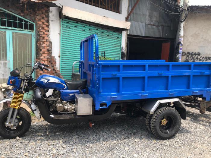 Bán xe lôi ba bánh Nam Định T&T FHUSHI DA chính hãng 0