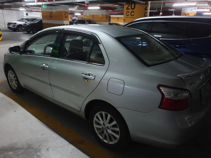 e Toyota Vios 1.5G 2012 - 352 Triệu - Chạy 5,8 vạn. Còn gần như mới tinh. 1