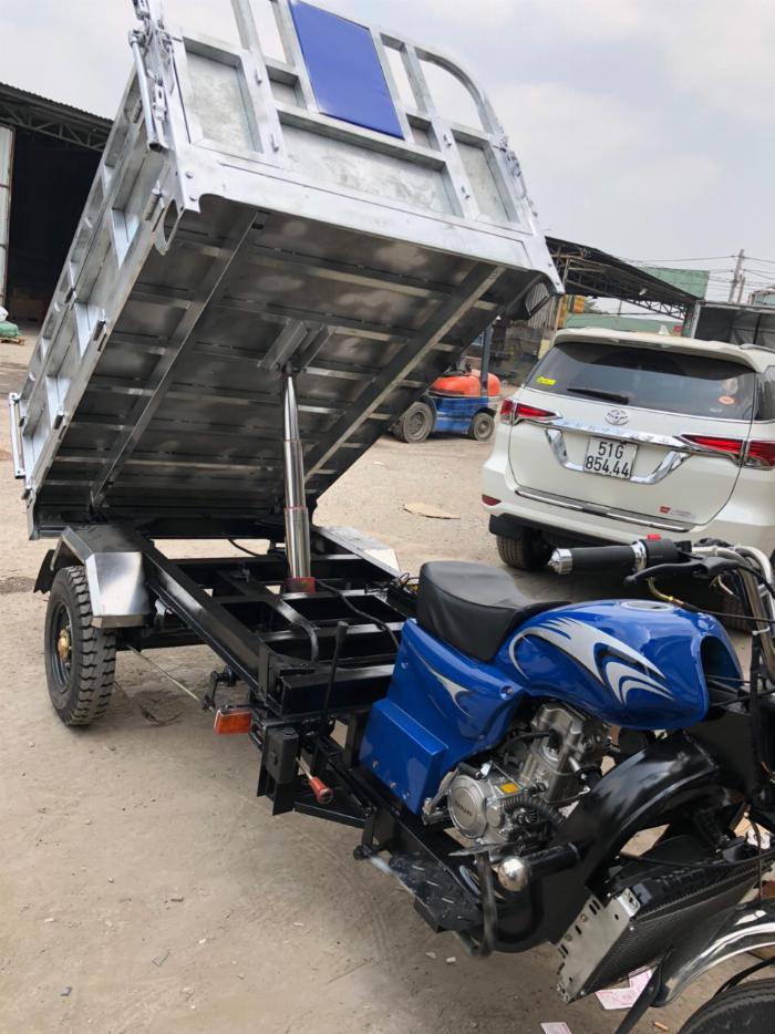 Bán xe lôi ba bánh Nam Định T&T FHUSHI DA chính hãng 2