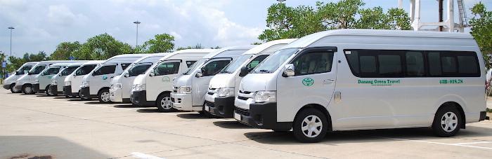 Thuê xe Đà Nẵng giá tốt