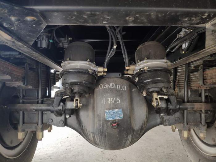 Giá xe tải faw 7.2 tấn thùng kín chở cấu kiện điện tử, mút xốp | Khuyến mãi 20 triệu tháng 5 0