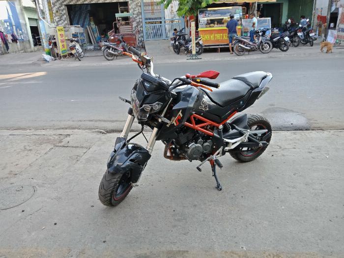 Xe máy điện, xe máy khác Freego sản xuất năm 2018