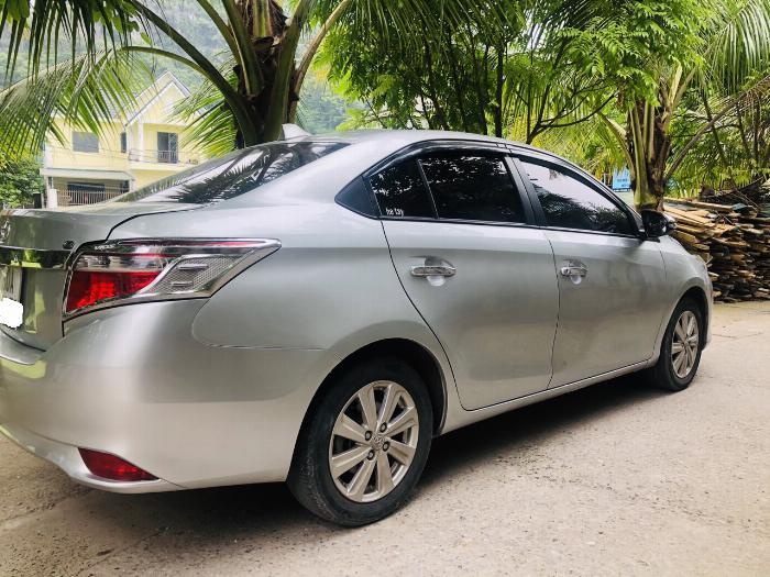 G.đình cần bán Toyota Vios 1.5E, 2014 2