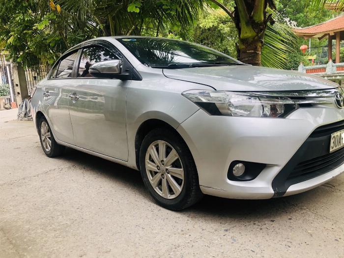 G.đình cần bán Toyota Vios 1.5E, 2014 3