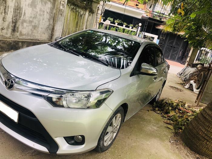 G.đình cần bán Toyota Vios 1.5E, 2014 4
