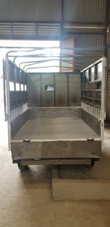 xe tải suzuki cũ thùng mui bạt đời 2007 Hải Phòng Nam Định Thái Bình Quảng Ninh 1