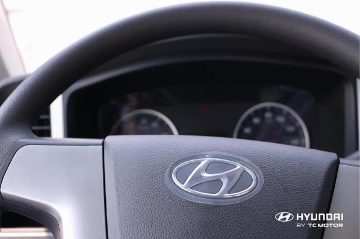 Giá xe tải Hyundai New Mighty 75S thùng mui bạt 3,5 tấn bảo hành 5 năm 1