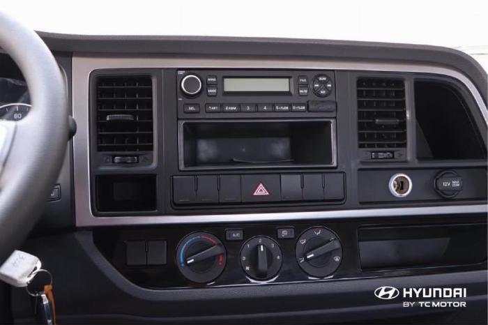 Giá xe tải Hyundai New Mighty 75S thùng mui bạt 3,5 tấn bảo hành 5 năm 2