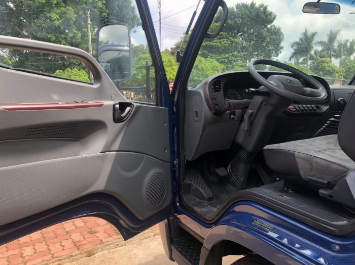 Giá xe tải Hyundai New Mighty 75S thùng mui bạt 3,5 tấn bảo hành 5 năm 10