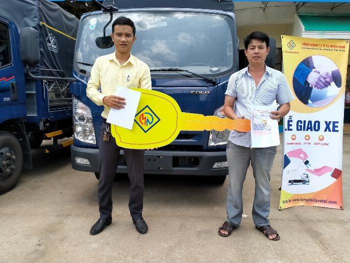 Giá xe tải Hyundai New Mighty 75S thùng mui bạt 3,5 tấn bảo hành 5 năm 20