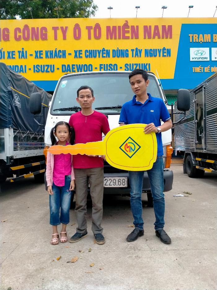 Giá xe tải Hyundai New Mighty 75S thùng mui bạt 3,5 tấn bảo hành 5 năm 19