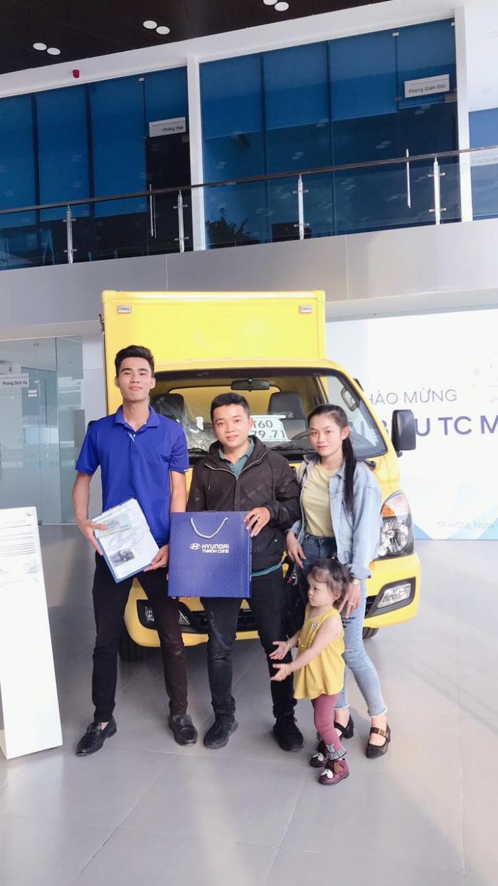 Giá xe tải Hyundai New Mighty 75S thùng mui bạt 3,5 tấn bảo hành 5 năm 24