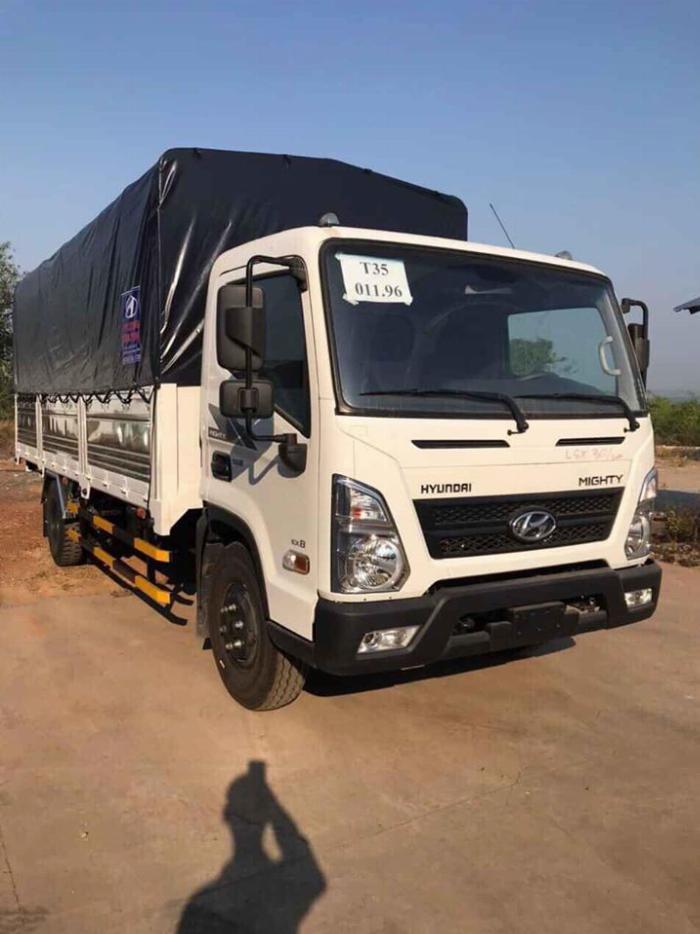 Hyundai Mighty EX8 sản xuất năm 2020 Số tay (số sàn) Xe tải động cơ Dầu diesel