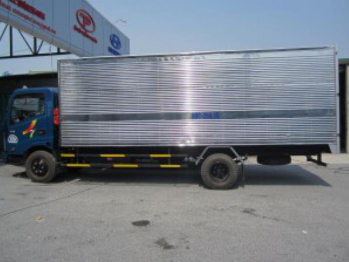 Xe tải Veam VT340s thùng dài 6m1 tải trọng 3,5 tấn 0