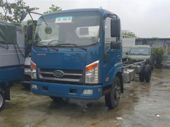 Xe tải Veam VT340s thùng dài 6m1 tải trọng 3,5 tấn 2