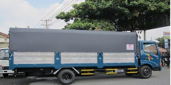 Xe tải Veam VT340s thùng dài 6m1 tải trọng 3,5 tấn 3