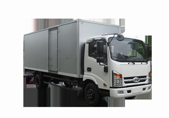 Xe tải Veam VT340s thùng dài 6m1 tải trọng 3,5 tấn 5