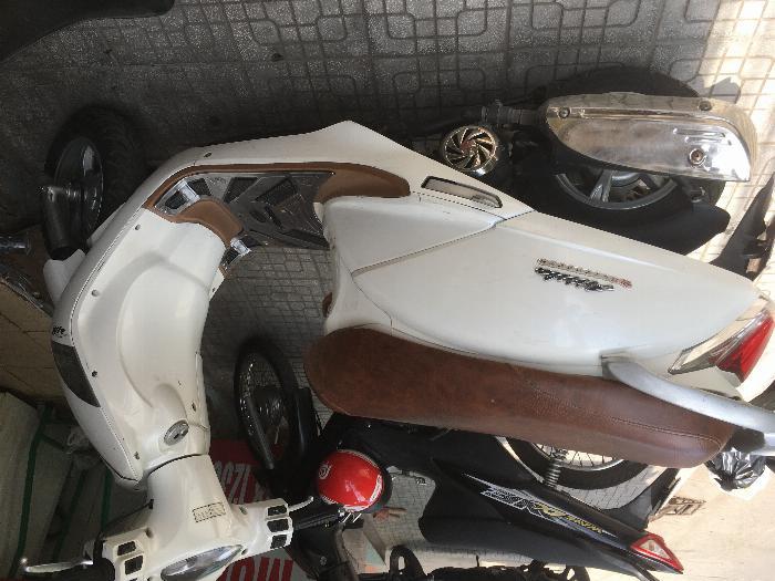 Bán xe Attila Fi màu trắng đời 2013 0