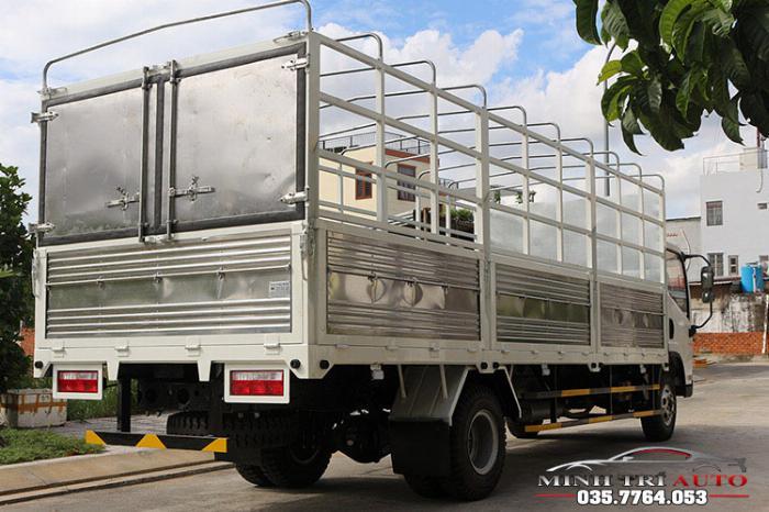 faw 7 tấn 3 máy hyundai d4db thùng 6m2 gacơ giá tốt 1