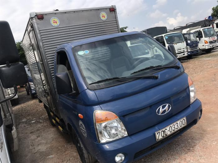 cần bán xe tải h100 nhập khẩu thùng kín đời 2011 giá thanh lý tphcm 6