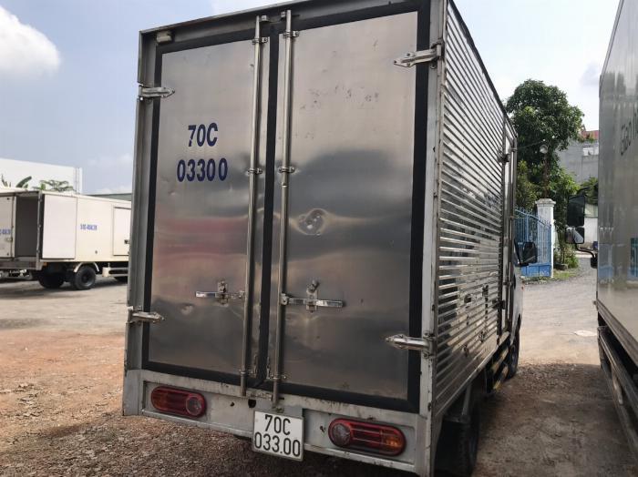 cần bán xe tải h100 nhập khẩu thùng kín đời 2011 giá thanh lý tphcm 3