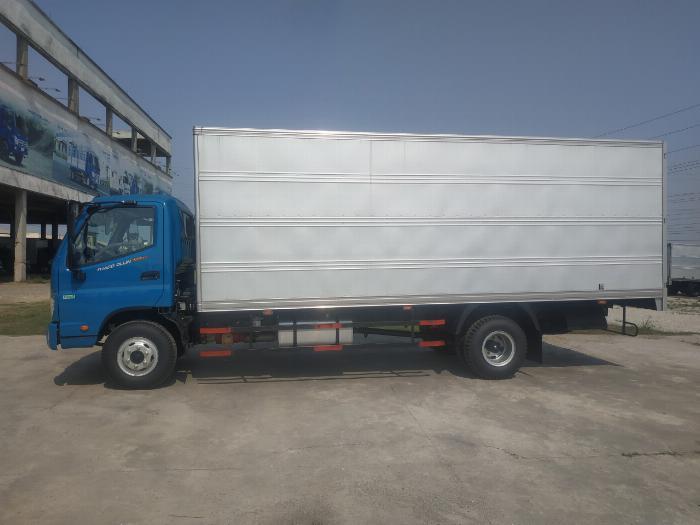 Thaco Ollin 72.E4 tải trọng 7 tấn tại Hải Dương