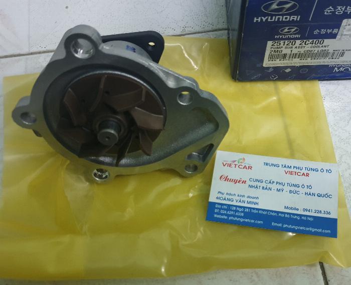 251202C400 Bơm nước Hyundai Genesis 1